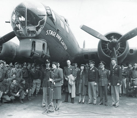 B-17 Stage Door Canteen