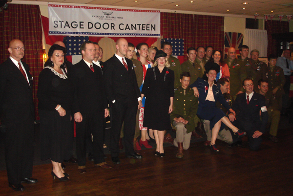 Guests and staff at SDC Tilburg